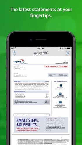 Capital One Mobile 9